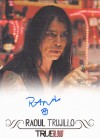 True Blood - Raoul Trujillo as Longshadow autograph card