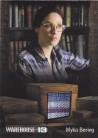 Warehouse 13 Season 4 - Joanne Kelly Relic Card