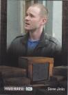 Warehouse 13 Season 4 - Aaron Ashmore Relic Card