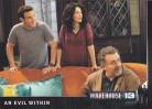 Warehouse 13 Season 4 Base Card - #03