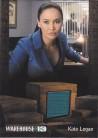 Warehouse 13 Season 4 - Tia Carrere Relic Card
