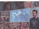 Warehouse 13 Season 4 of Monsters & Men Foldout Card MM01
