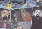 Warehouse 13 Season 4 of Monsters & Men Foldout Card MM06