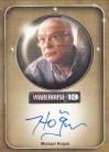 Warehouse 13 Season 1 - Michael Hogan as Warren Bering Autograph Card