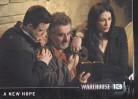 Warehouse 13 Season 4 Base Card - #02