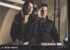 Warehouse 13 Season 4 Base Card - #01