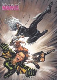 Women of Marvel 2 Promo Card - P1
