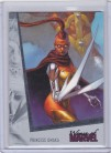Women of Marvel 2 Diamond Parallel Card #56 - Princess Omaka #03/10