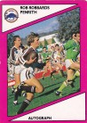 1988 Scanlens Penrith Panthers #100 - Rob Robbards