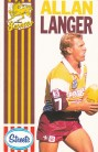 1990 Streets Broncos - Allan Langer