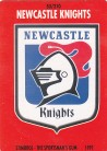 1991 Stimorol 053 Newcastle Knights Logo Card