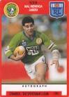 1991 Stimorol 009 Mal Meninga Canberra Raiders