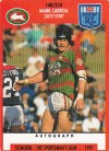 1991 Stimorol 148 Mark Carroll South Sydney Rabbitohs