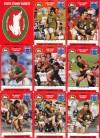 1991 Stimorol South Sydney Rabbits Team Set
