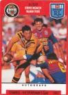 1991 Stimorol 051 Steve Roach Balmain Tigers