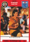 1991 Stimorol 044 Tim Brasher Balmain Tigers
