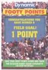 1994 Dynamic Footy Points - 1 Point