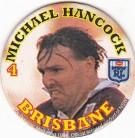 1994 Coca-Cola QLD Pog #04 - Michael Hancock
