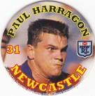 1994 Coca-Cola QLD Pog #31 - Paul Harragon