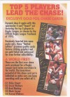1994 Rugby League Gold Card Promo Material