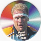 1997 Fatty's Turn it Up Pog #03 - Paul Sironen
