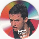 1997 Fatty's Turn it Up Pog #22 - Jason Taylor