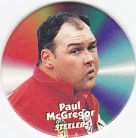 1997 Fatty's Turn it Up Pog #09 - Paul McGregor