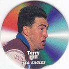 1997 Fatty's Turn it Up Pog #14 - Terry Hill