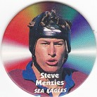 1997 Fatty's Turn it Up Pog #16 - Steve Menzies