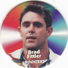 1997 Fatty's Turn it Up Pog #25 - Brad Fittler