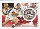 2003  XL DM06 Dally M Awards Clive Churchill Medallist 2002 Craig Fitzgibbon