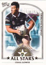 2006 Invincible AS10 All Stars Craig Gower