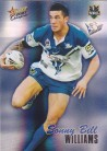 2007 Champions Holographic Foil Team Set - Canterbury Bulldogs