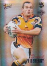 2007 Champions Holographic Foil Team Set - Wests Tigers