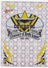 2008 Centenary CL09 Holofoil Club Logo Cowboys