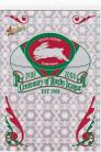 2008 Centenary CL13 Holofoil Club Logo Rabbitohs