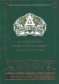 2008 Centenary Trading Card Base Set