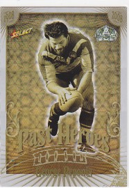 2008 Centenary PH03 Past Heroes George Peponis