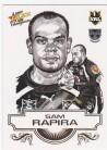 2008 Champions SK30 Sketch Card Sam Rapira