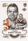 2008 Champions SK31 Sketch Card Todd Payten