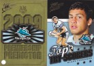 2009 Classic PC04 Predictor & Top Try Scorer - Sharks