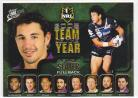 2009 Classic TY01 Team of the Year Billy Slater