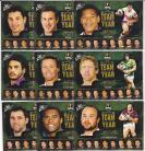 2009 Classic Team of the Year Insert Set