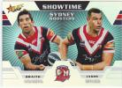 2012 Champions ST14 Showtime Holochrome Sydney Roosters