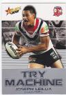 2012 Champions TM43 Try Machine Joseph Leilua