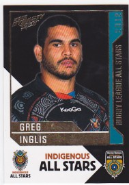 2012 Dynasty AS03 Indigenous All Stars Greg Inglis