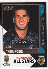 2012 Dynasty AS19 Indigenous All Stars Joel Thompson