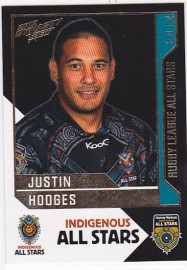 2012 Dynasty AS04 Indigenous All Stars Justin Hodges