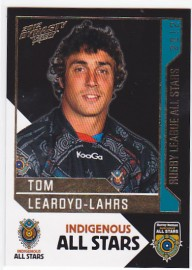2012 Dynasty AS08 Indigenous All Stars Tom Learoyd-Lahrs