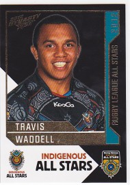 2012 Dynasty AS09 Indigenous All Stars Travis Waddell